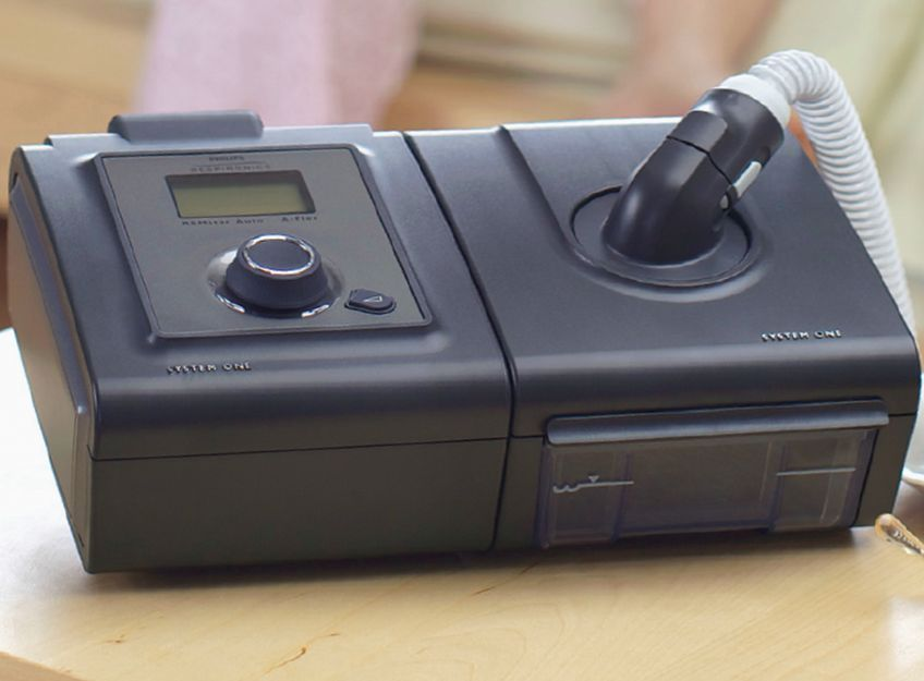 Refurbished Philips Respironics Cpap St Auto Model